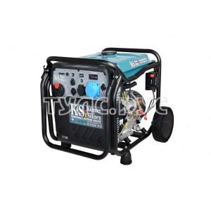 Инверторный генератор Konner&Sohnen KS 8100iE ATSR