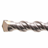 Бур по бетону, двойная спираль, Cobalt W-tip (20x460 мм; SDS PLUS) Denzel 705049