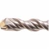 Бур по бетону, двойная спираль, Cobalt W-tip (16x600 мм; SDS PLUS) Denzel 705042