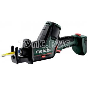 Аккумуляторная ножовка Metabo PowerMaxx SSE 12 BL 602322890