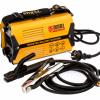 Аппарат инвертор дуговой сварки 200 А, ПВ DENZEL DS-200 Compact 94373