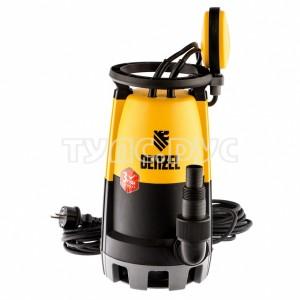 Дренажный насос для чистой и грязной воды DENZEL DP-450S 97267