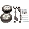 Комплект транспортировочный колеса и ручки для генераторов PS DENZEL 946725