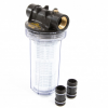 """Фильтр тонкой очистки F2, объем 2л, диаметр 1"""" // Denzel 97282"""