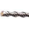 Бур по бетону, двойная спираль, Cobalt W-tip (22x460 мм; SDS PLUS) Denzel 705054