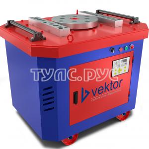 Станок для гибки арматуры Vektor GW40 с ЧПУ