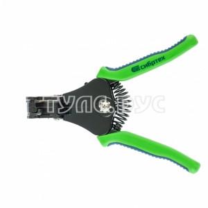 Щипцы для зачистки электропроводов, сечением: 0.8, 2.0, 3.5, 5.5, 8.0 мм2.// Сибртех 17732