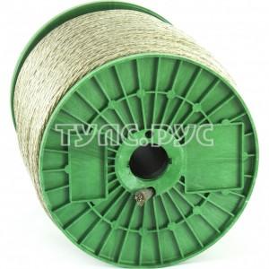 Металлополимерный трос СИБРТЕХ прозрачный ПР-8,0 47641