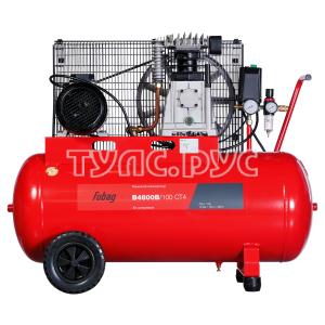 Компрессор B4800B/100 CT4 (480 л/мин 100л 10бар 3.0кВт)