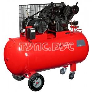 Компрессор DCF-1300/500 CT11 двухступенчатый (1300л/мин 500л 10бар 7.5кВт 380В)