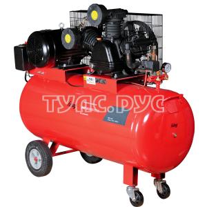 Компрессор DCF-900/270 CT7.5 двухступенчатый (900л/мин 270л 10бар 5.5кВт 380В)
