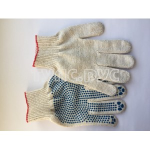 Перчатки ХБ 10 класса 6 нитка
