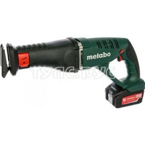 Аккумуляторная ножовка Metabo ASE 18 LTX 602269650