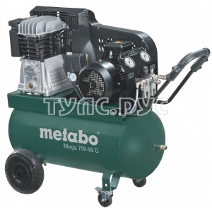 Компрессор Metabo MEGA 700-90 D 601542000