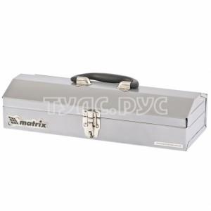 Ящик металлический для инструмента (484х154х165 мм) MATRIX 906025