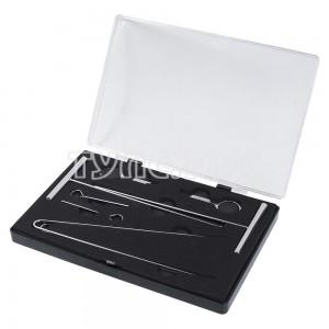 Набор для демонтажа панели приборов и медиа устройств, MB / BMW, 8 предметов МАСТАК 108-01007