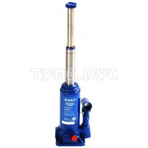 Бутылочный двухштоковый домкрат 2т AE&T T02002