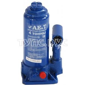Бутылочный домкрат AE&T 4т T20204