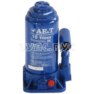 Бутылочный домкрат AE&T 10т T20210