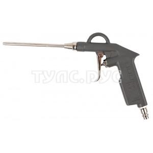 Пистолет обдувочный длинный носик, разъем EURO, профи 770-896