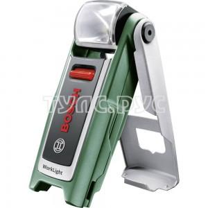 Аккумуляторный фонарь Bosch Фонарь WorkLight promo 0603975801