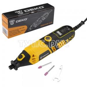 Электрический цифровой гравер 350Вт Deko DKRT350E-LCD 063-1412