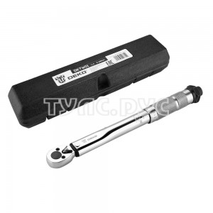 Ключ динамометрический DEKO DKTW01 1/4, 5-25 Нм 065-0341