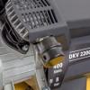 Воздушный компрессор DENZEL DKV2200/50,Х-PRO 2,2 кВт, 400 л/мин, 50 л 58083
