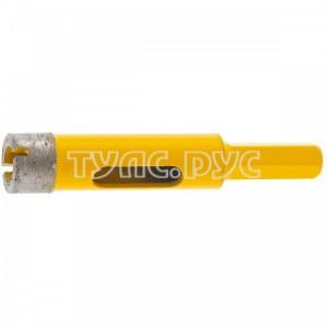 Сверло алмазное по керамограниту (14 мм) DENZEL 72676
