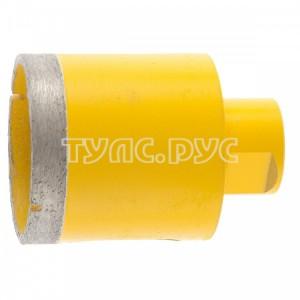 Сверло алмазное по керамограниту (55 мм; М14) DENZEL 72690