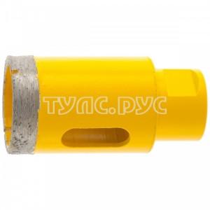 Сверло алмазное по керамограниту (38 мм; М14) DENZEL 72686