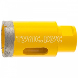 Сверло алмазное по керамограниту (35 мм; М14) DENZEL 72685