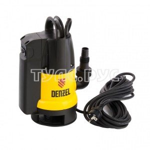 Дренажный насос DENZEL DP800A 97219