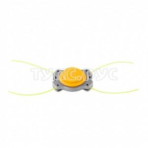 Триммерная универсальная головка алюминий шайба 8 мм 10 мм DENZEL 96363