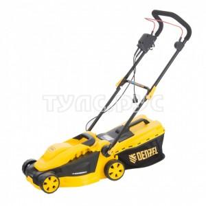Электрическая газонокосилка Denzel GM-1200 96615