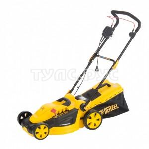 Электрическая газонокосилка Denzel GM-1800 96617