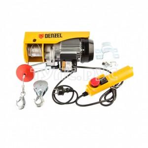 Электрический тельфер DENZEL TF-250 52011