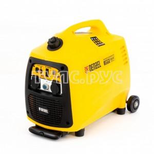Инверторный генератор Denzel GT-3200iSE 3,2 кВт, 230 В, бак 6 л, закрытый корпус, электростартер 94703