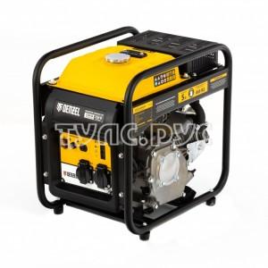 Инверторный генератор Denzel GT-2500iF, 2,5 кВт, 230 В, бак 5 л, открытый корпус 94704