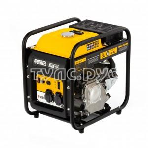 Инверторный генератор Denzel GT-3500iF, 3,5 кВт, 230 В, бак 5 л, открытый корпус 94705