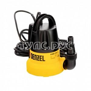 Дренажный насос DENZEL DP500E 97218