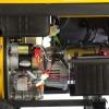 Дизельный генератор 5 кВт, 220В/50Гц, 15 л, электростартер DENZEL DD6300Е 94657