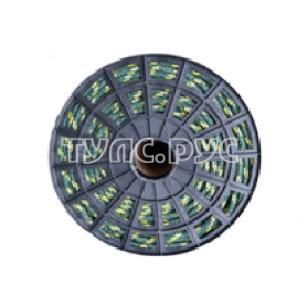 Верёвка плетёная ПП 10 мм (200 м) цветная ЭБИС 71378