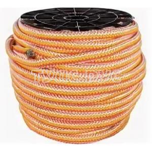 Веревка вязаная ПП 20 мм (100 м) цветная ЭБИС 71156