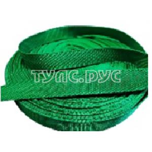 Ременная лента ЭБИС 40 мм 50 м ярко-зеленый 00226