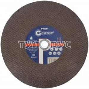 Профессиональный диск отрезной по металлу Cutop Profi T41-355 х3,2 х25,4