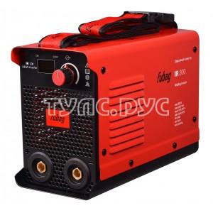 Инвертор сварочный IR 200 (макс.ток 200А ПВ 40% раб.напряжение 150-240В)