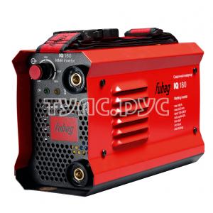 Инвертор сварочный IQ 180 (макс.ток 180А ПВ 40% раб.напряжение 150-240В)