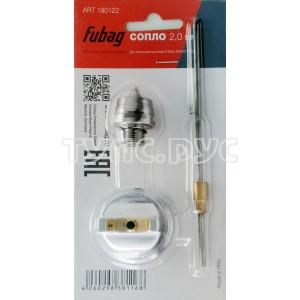 Сопло 2.0 мм для краскораспылителя  EXPERT S1000 (игла головка сопло).