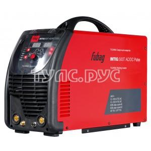 Инвертор сварочный INTIG 500 T AC/DC PULSE + Горелка FB TIG 26 5P 4m (38459)